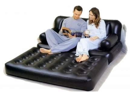 Bestway, 75054 BW, Надувной диван-трансформер Double 5-in-1 Multifunctional Couch