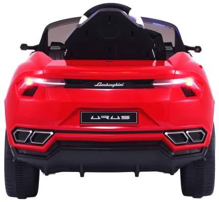 Радиоуправляемый детcкий электромобиль Rastar Lamborghini Urus 2.4Ghz Красный