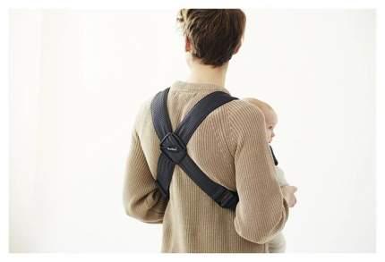 Рюкзак для новорожденных Babybjorn Mini Mesh Антрацит