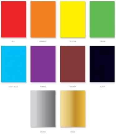 Набор цветной бумаги Erich Krause ArtBerry 39099