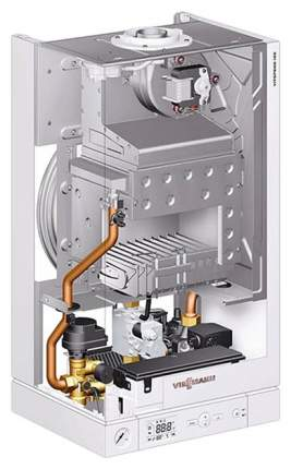 Газовый отопительный котел Viessmann Vitopend 100-W A1JB010/7571694