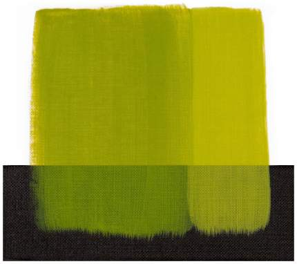 Масляная краска Maimeri Classico киноварь зеленая желтоватая 20 мл