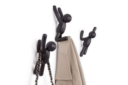 Многофункциональная вешалка Umbra Buddy 318165-040 Черный