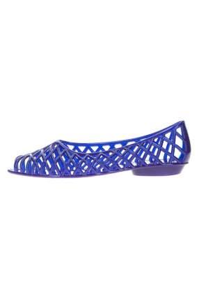 Балетки женские American Apparel JELLYFL синие 5