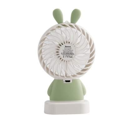 Настольный вентилятор Baseus Exquisite rabbit Fan Green