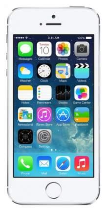 Смартфон Apple iPhone 5S 16Gb Silver (FF353RU/A) восстановленный