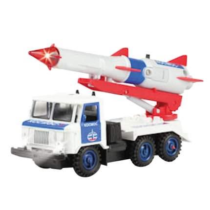 Ракета Технопарк ГАЗ 66 1:43