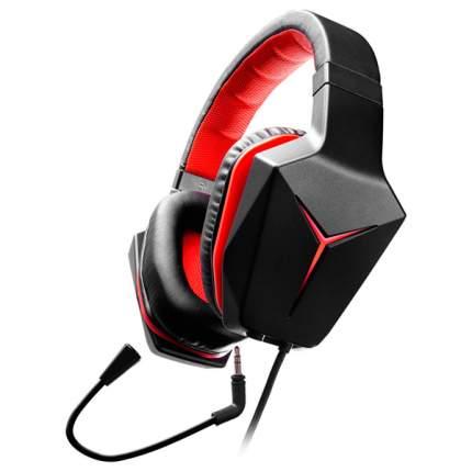 Игровые наушники Lenovo Gaming Y 7.1 Red/Black