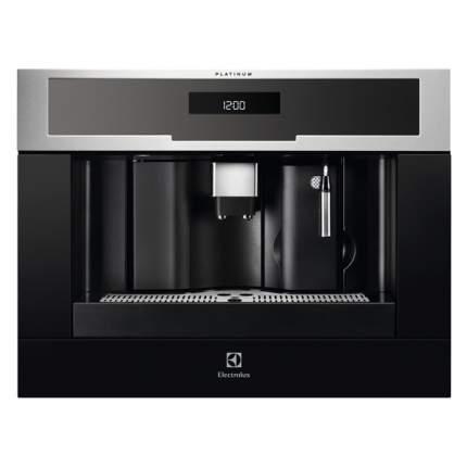 Встраиваемая кофемашина Electrolux EBC954513X Silver/Black