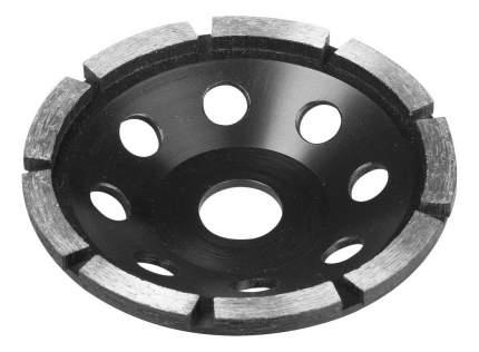 Чашка алмазная шлифовальная по бетону Зубр 33373-125