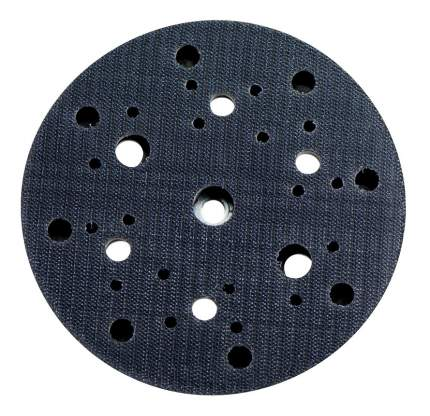 Опорная тарелка для эксцентриковых шлифмашин metabo 624740000