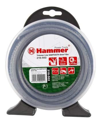 Леска для триммера Hammer 54028