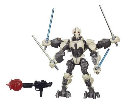 Разборная фигурка с оружием звездный войн b3666 b3669