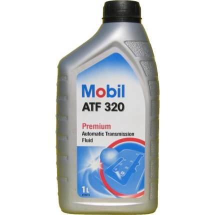 Трансмиссионное масло Mobil ATF 320 1л 152646