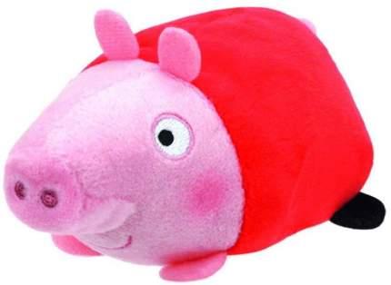 Мягкая игрушка TY Teeny Свинка Пеппа 11х7х5 см