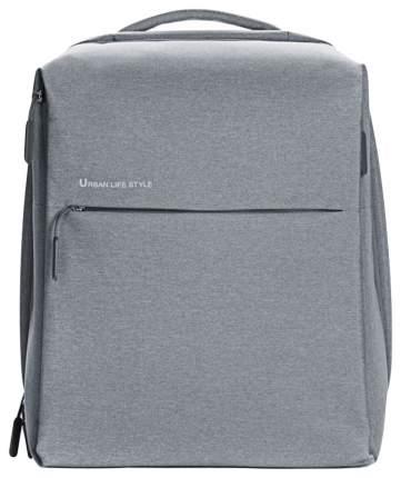 Рюкзак для ноутбука Xiaomi Mi Minimalist Backpack Urban Life Style Серый