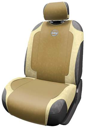 Чехол-майка на сиденье Autoprofi HOT HOT-650 D.BE/L.BE