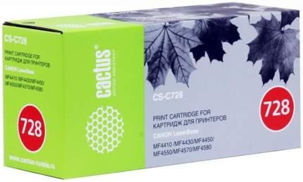 Картридж для лазерного принтера Cactus CS-C728S