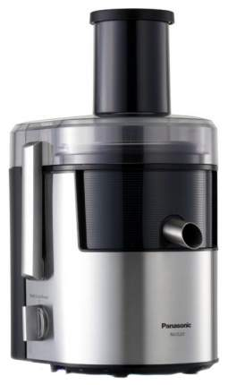 Соковыжималка центробежная Panasonic MJ-DJ 31 STQ silver/black