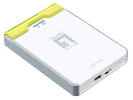 Модем LevelOne WBR-6801 White