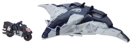 Игровой набор Marvel Hasbro Самолет Мстителей B0425