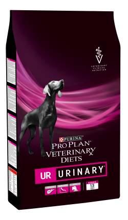 Сухой корм для собак Pro Plan Veterinary Diets UR Urinary, при МКБ и струвитах, 3кг