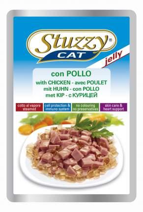 Влажный корм для кошек Stuzzy Cat, курица, 24шт, 100г