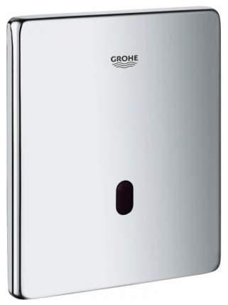 Инфракрасная панель смыва для писсуара GROHE Tectron Skate (1 режим смыва), хром
