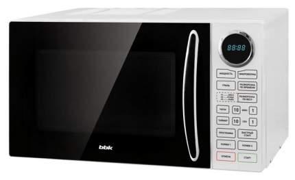Микроволновая печь с грилем BBK 23MWG-930S/BW white
