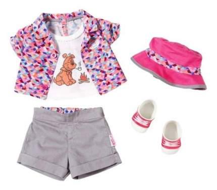 Комплект одежды Zapf Creation для отдыха на природе