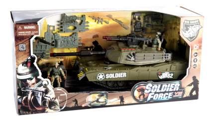 Машина военная Chap Mei Танковый прорыв