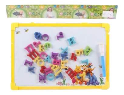 Магнитная игра Shantou Доска магнитная с буквами и аксессуарами