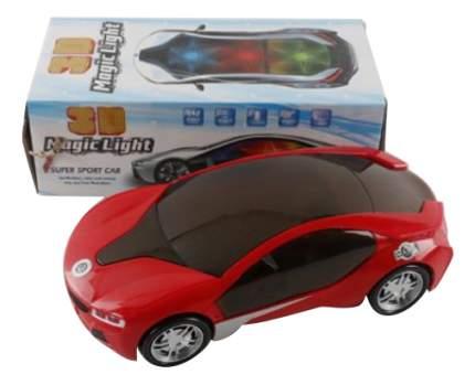 Машинка С-Трейд 3D Magic Light