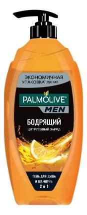 Гель для душа Palmolive Цитрусовый заряд мужской 750 мл