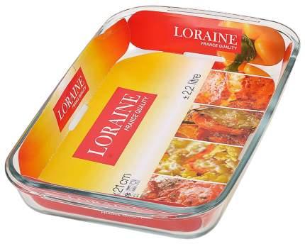 Жаровня Loraine 20674 Прозрачный