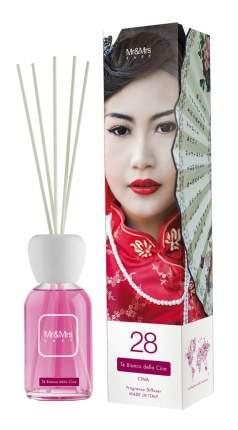 Ароматический Mr&Mrs Fragrance диффузор EASY №28 WHITE TEA OF CHINA JMDE028NEW 250 мл