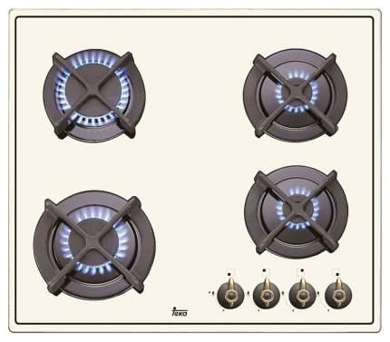 Встраиваемая варочная панель газовая TEKA ER 60 4G AI AL CI Beige