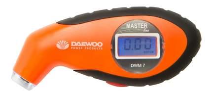 Манометр Цифровой DAEWOO DWM 7
