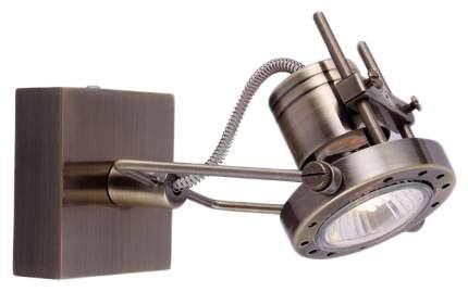 Спот Arte Lamp A4300AP-1AB gu10