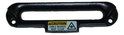 Клюз для автомобильной лебедки T-MAX W0181 Чугун Черный