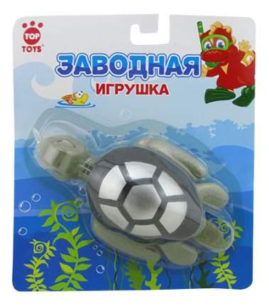 Заводная игрушка для купания Top Toys Черепаха