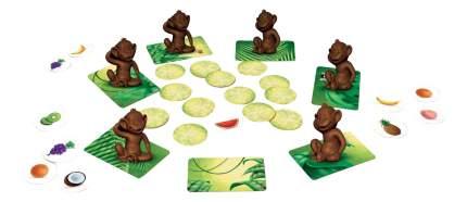 Семейная настольная игра Zvezda Остров обезьян