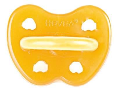 Латексная пустышка анатомическая HEVEA Car