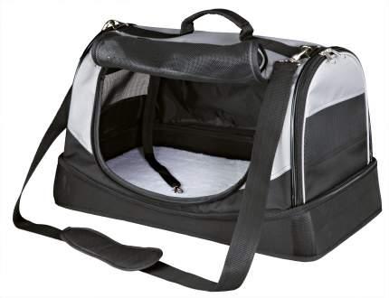 Сумка-переноска TRIXIE 30x50x30см серый, черный