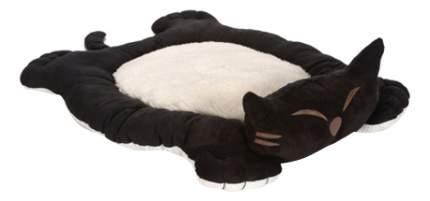 Лежанка для кошек и собак Beeztees 44x56x13см черный, белый