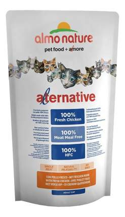 Сухой корм для кошек Almo Nature Alternative, цыпленок, 0,75кг