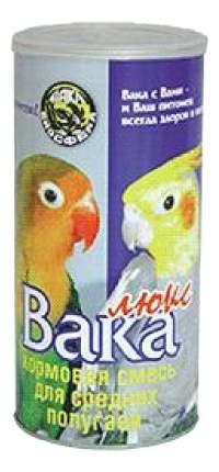 Основной корм Вака для попугаев 900 г