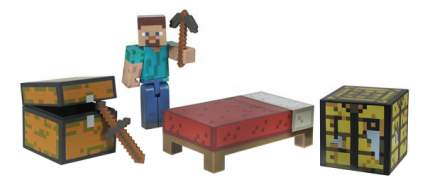 Набор фигурок Jazwares Games: Minecraft: Pack