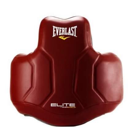 Защита корпуса Everlast Elite PU красная