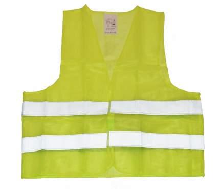 Светоотражающий жилет АВС-Дизайн жёлтый 42741